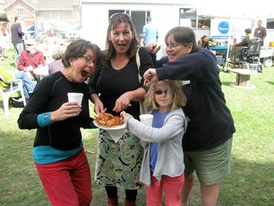 2012 Harvest Festival fun
